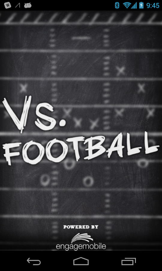 Vs. Football- screenshot