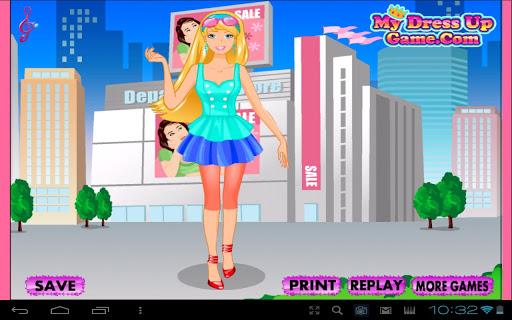 google barbie spiele