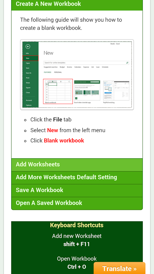 Ediblewildsus  Marvellous Master Excel  Android Apps On Google Play With Magnificent Master Excel Screenshot With Appealing Microsoft Business Intelligence Tools For Excel Analysts Also Excel Vba Instr Function In Addition Calculate Npv Excel And Excel Sub String As Well As Else Excel Additionally Excel Time Difference Formula From Playgooglecom With Ediblewildsus  Magnificent Master Excel  Android Apps On Google Play With Appealing Master Excel Screenshot And Marvellous Microsoft Business Intelligence Tools For Excel Analysts Also Excel Vba Instr Function In Addition Calculate Npv Excel From Playgooglecom