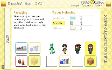 Fiz : Brewery Management Game Screenshot 8