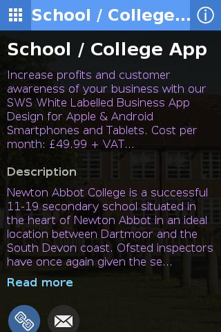 School College App