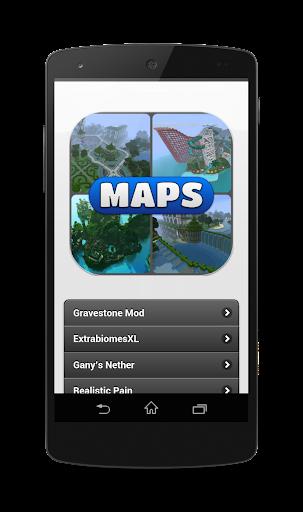 Maps Mod