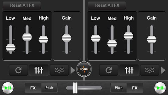 edjing PE - Turntables DJ Mix - screenshot thumbnail