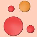 Circle Atom theme icon