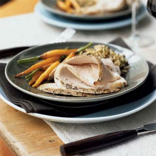 Provençal Turkey Breast with Jus