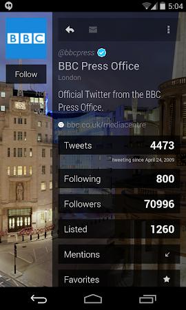 Carbon for Twitter 2.4.31 screenshot 82238