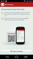 Screenshot of Oberbank