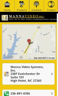 Manna Video System - screenshot thumbnail