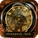 Steampunk Clock Widget logo