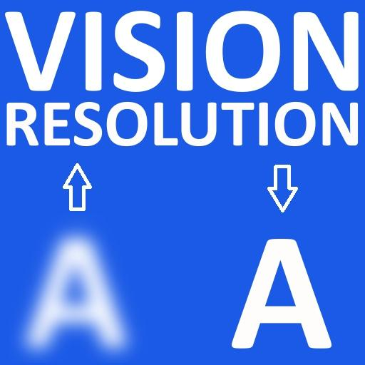 Vision Resolution LOGO-APP點子