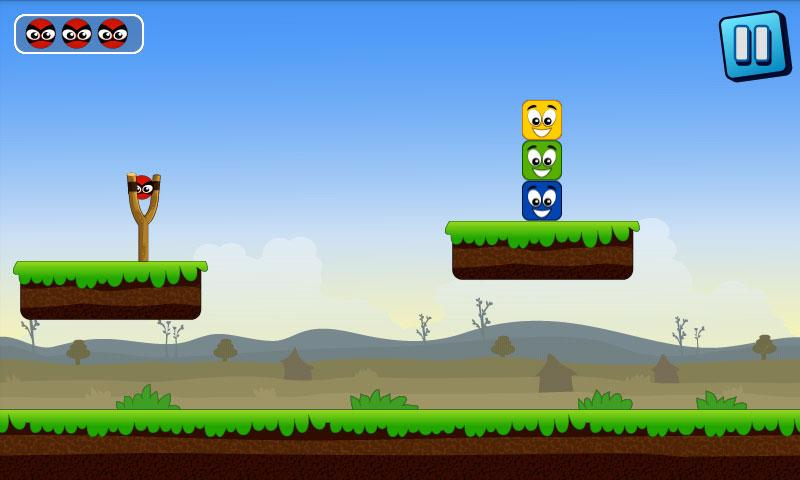 Knock Down- screenshot