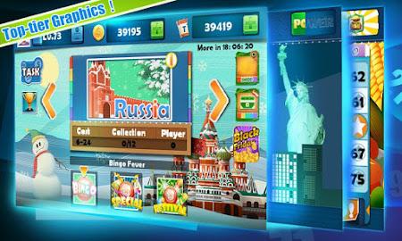Bingo Fever - Free Bingo Game 1.10 screenshot 347789