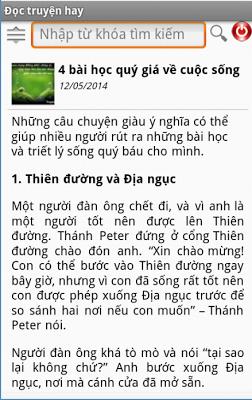 Đọc Truyện - screenshot