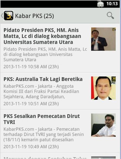 Kabar PKS