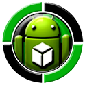 HD Icons: Green Bio-Sphere icon