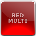Red Multi Theme icon
