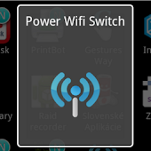 Wifi switch on power