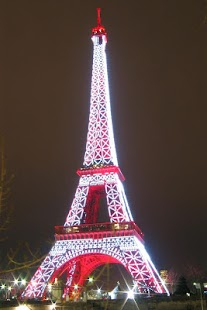 Tour Eiffel Live Wallpaper