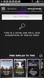 Movie Twist Screenshot 1