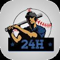 New York (NYY) Baseball 24h icon