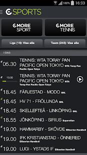 CSports - screenshot thumbnail