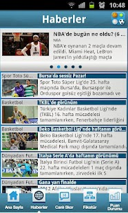 NTVSpor.net - screenshot thumbnail
