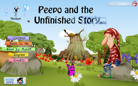 Peepo and the Unfinished Story v3.2.0