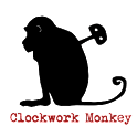 Clockwork Monkey (free) logo