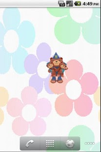 Bear Live Wallpaper - screenshot thumbnail