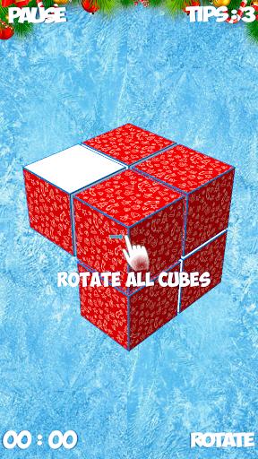 Minus Cube 3D puzzle game free