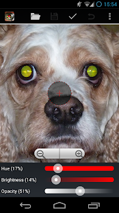 Red Eye Removal (Free) - screenshot thumbnail