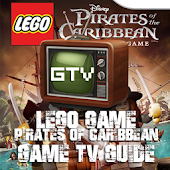 GTV LEGO PIRATES OF CARIBBEAN