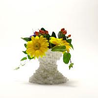 mineral vase