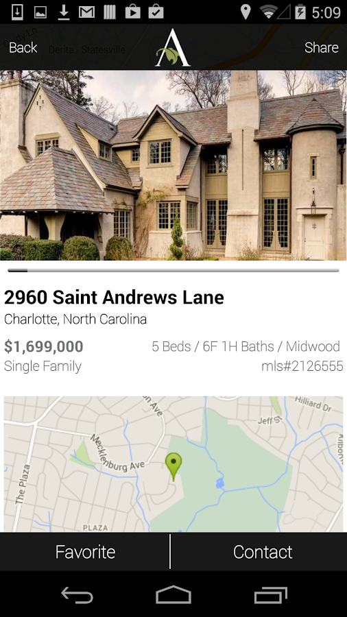 Helen Adams Realty- screenshot