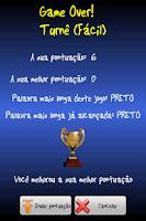 Screenshot of Letrix Portuguese