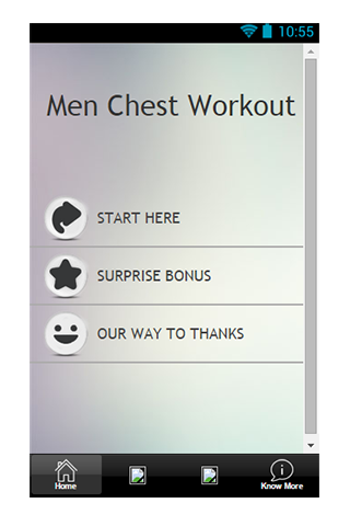 Men Chest Workout Guide