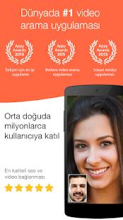 Tango Mesaj, Ses & Görüntü - screenshot thumbnail