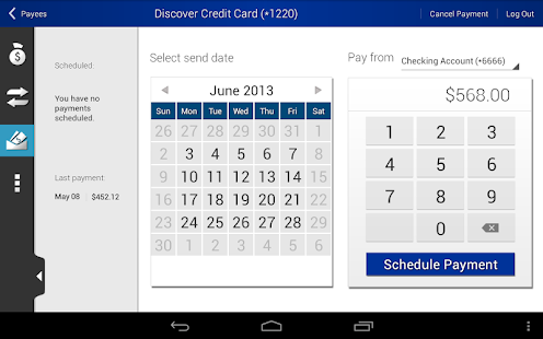TotalBank Mobile Banking - screenshot thumbnail