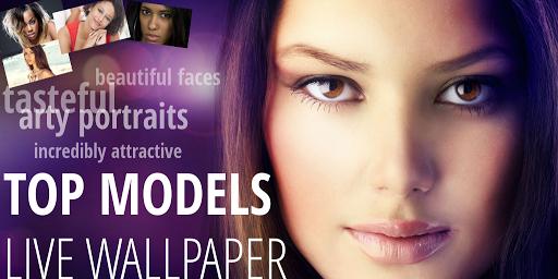 Beautyful women live wallpaper
