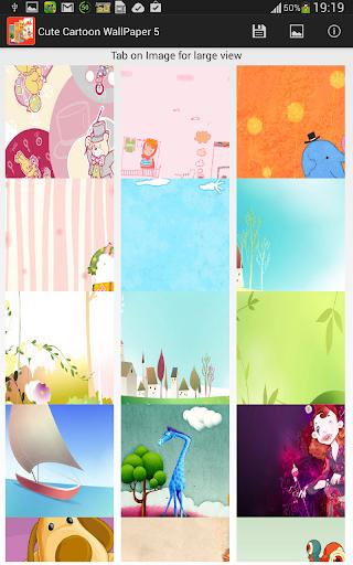 Cute Cartoon WallPaper 5