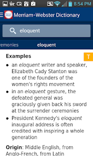 Dictionary - M-W Premium- screenshot thumbnail