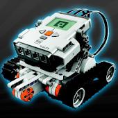 Steering Wheel for LEGO NXT