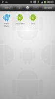 Screenshot of DroidScript - JavaScript IDE