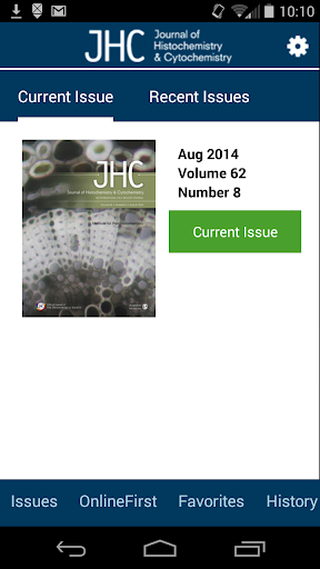 Journal of Histochem Cytochem