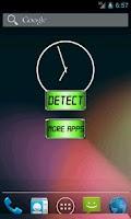 Screenshot of Fingerprint Detector
