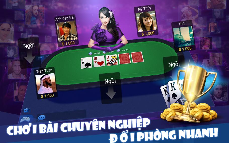 Texas Poker Việt Nam - screenshot