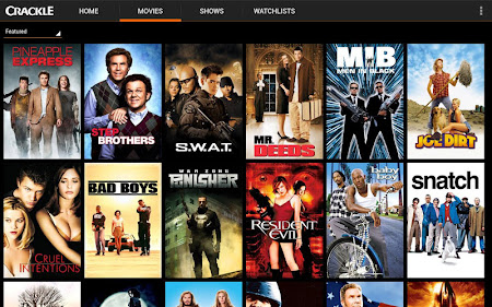 Crackle - Movies & TV 4.4.4.6 screenshot 82001