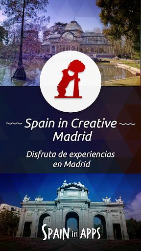 Spain is Creative Madrid