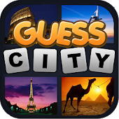4 Pics 1 City! Guess the city!