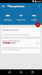 CheapTickets - Cheap is good. - screenshot thumbnail